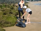 Hondartza garbiketa - Nettoyage plage (5.)