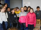 Lehen mailetako bisitak - Visite des élèves de CM2