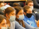 Axut konpainia kolegioan - La troupe Axut au collège